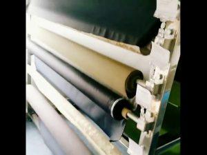100% Antistatická polyesterová tkanina s vodivou priadzou