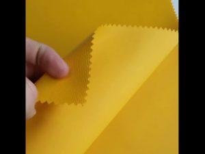 100% polyester materiál oxford PVC laminácia batoh tkaniny