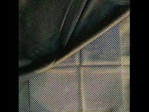 160 g polyesterovej osnovnej pletenej sieťoviny na vojenskú vestu