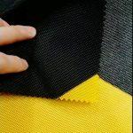 1680D nylonová vojenská tkanina v ťažkej hmotnosti a silnej ľahkej tkanine