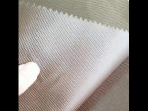 Čína dodávateľ 1680D polyester PU potiahnutý Oxford textílie pre batoh