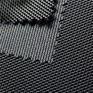 1680D twill jacquard polyester oxford tkanina s PU potiahnutým textilom pre tašky
