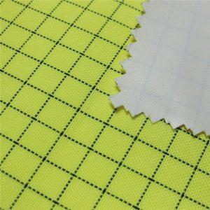 rýchlo stavať na objednávku lacné 100 polyesterových kockovaných prác opotrebenie tkaniny