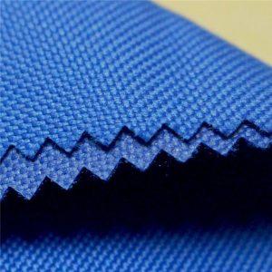 vysoko kvalitná vodotesnosť 600d oxford pu pvc potiahnutá stanová tkanina