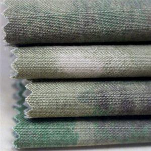 Antistatická vojenská tlač Ripstop bavlnená látka pre armádu