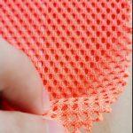 Polyester tricot warp pletené pletivo vojenský batoh vreckové tkaniny