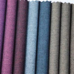 Veľkoobchod-polyester-two-tone-color-oxford látkovej
