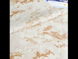 kvalitné kamuflážny vzor 100% nylon tkaniny vojenské použitie bezpečnosť