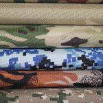vojenskej tkaniny