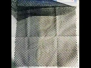 skúšobná objednávka 100% polyesterové armádne tašky podšívka sieťovina odolná tkanina